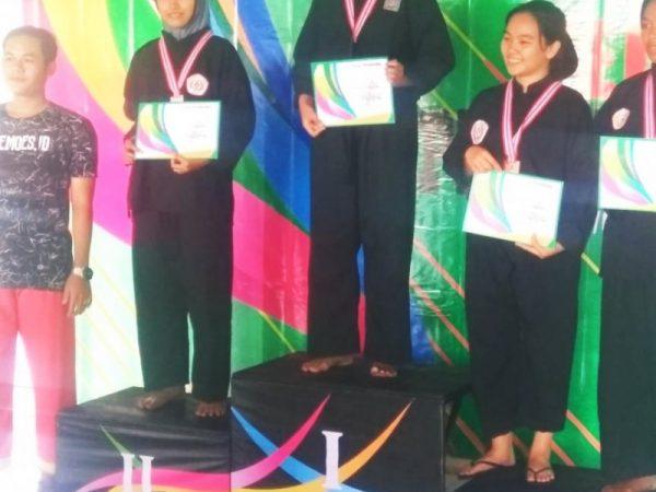 Dua Siswa MAN 2 Sleman Raih Juara Pertama dalam kompetisi Silat